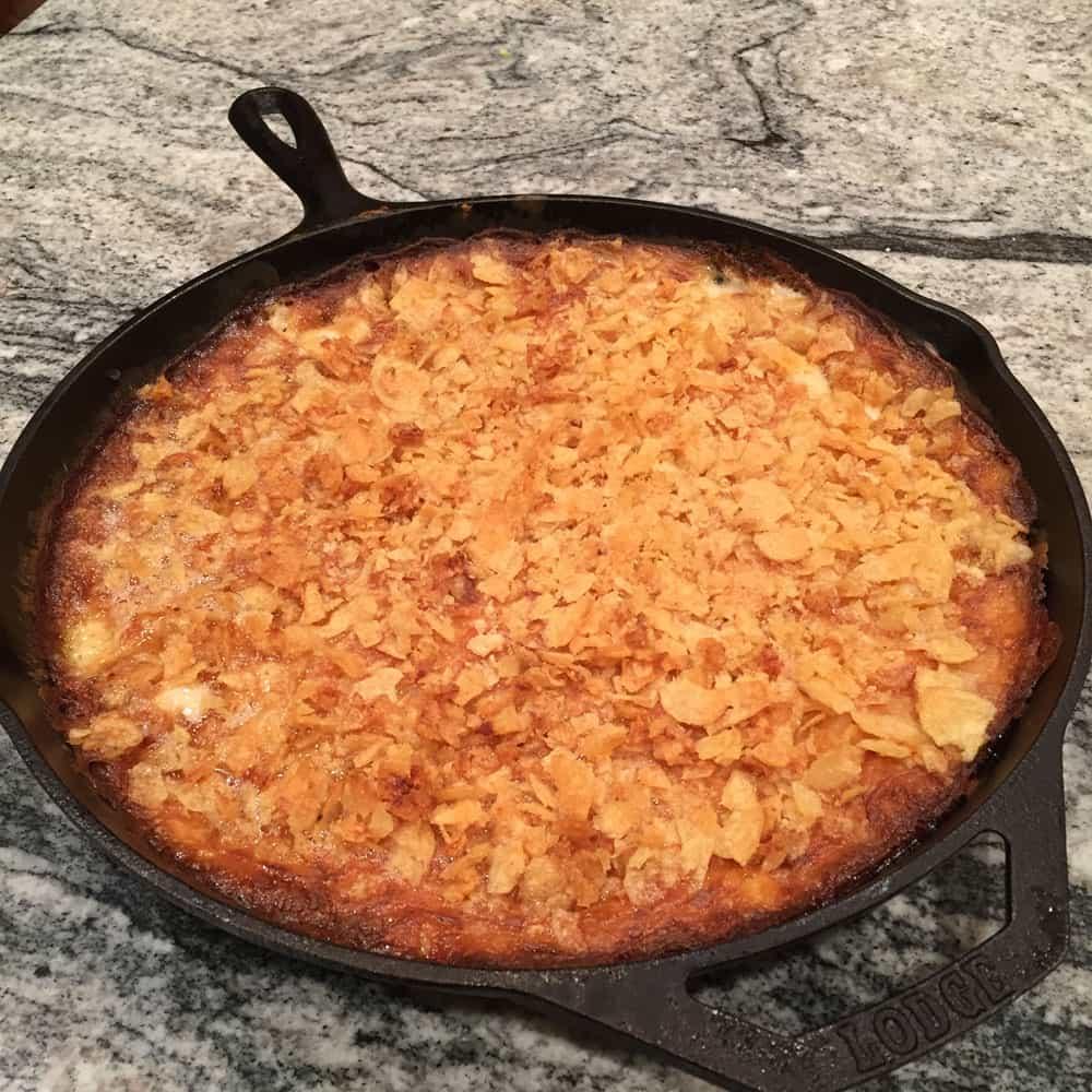 crunchified potatoes