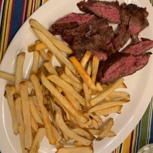 skirt steak frites