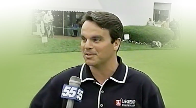 Watch Mike's Interview at the Buick Classic