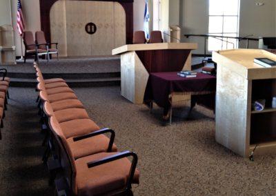 Sauder, Vantage SE, Web Synagogue