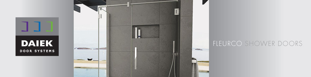 fleurco glass shower doors