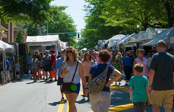 Call For Artists For The 2020 Decatur Arts Festival Artists Market