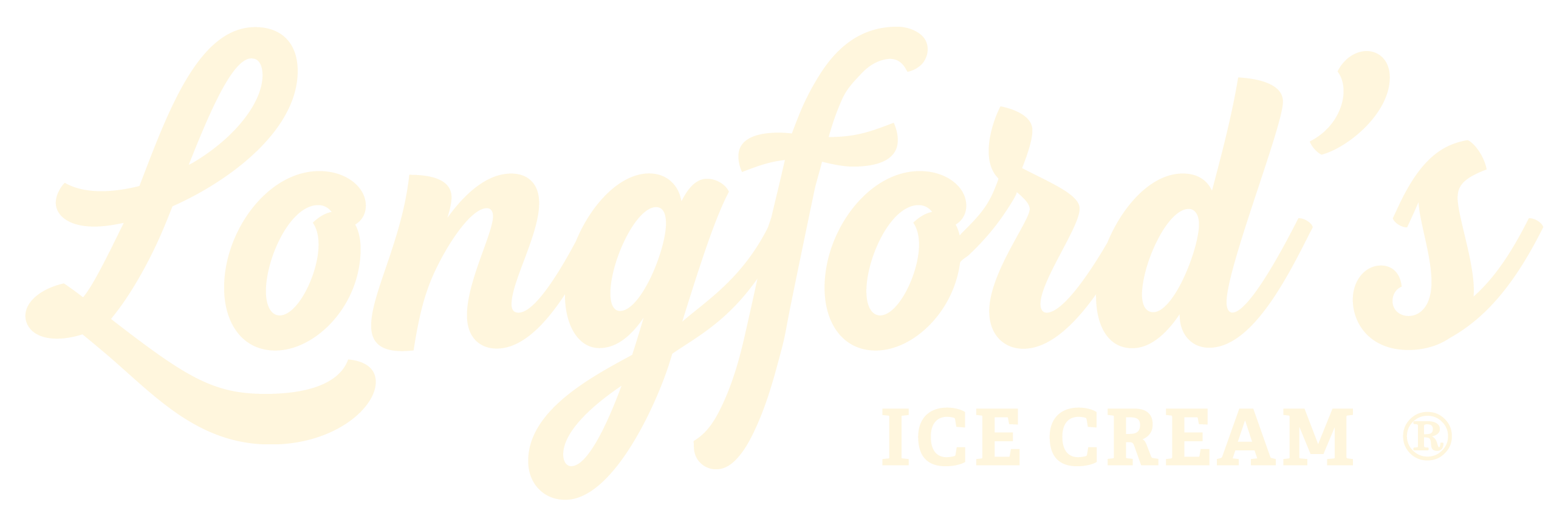 Longford's Wordmark Vanilla - TM