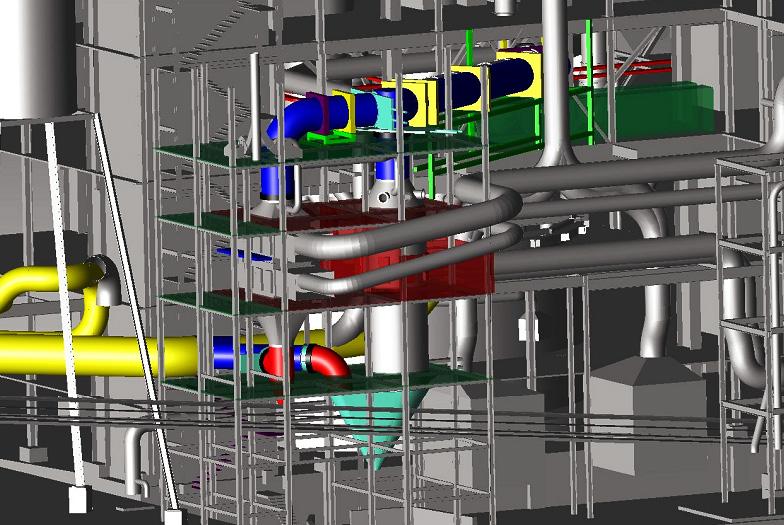 Electric Smelting Furnace Off Gas System Design