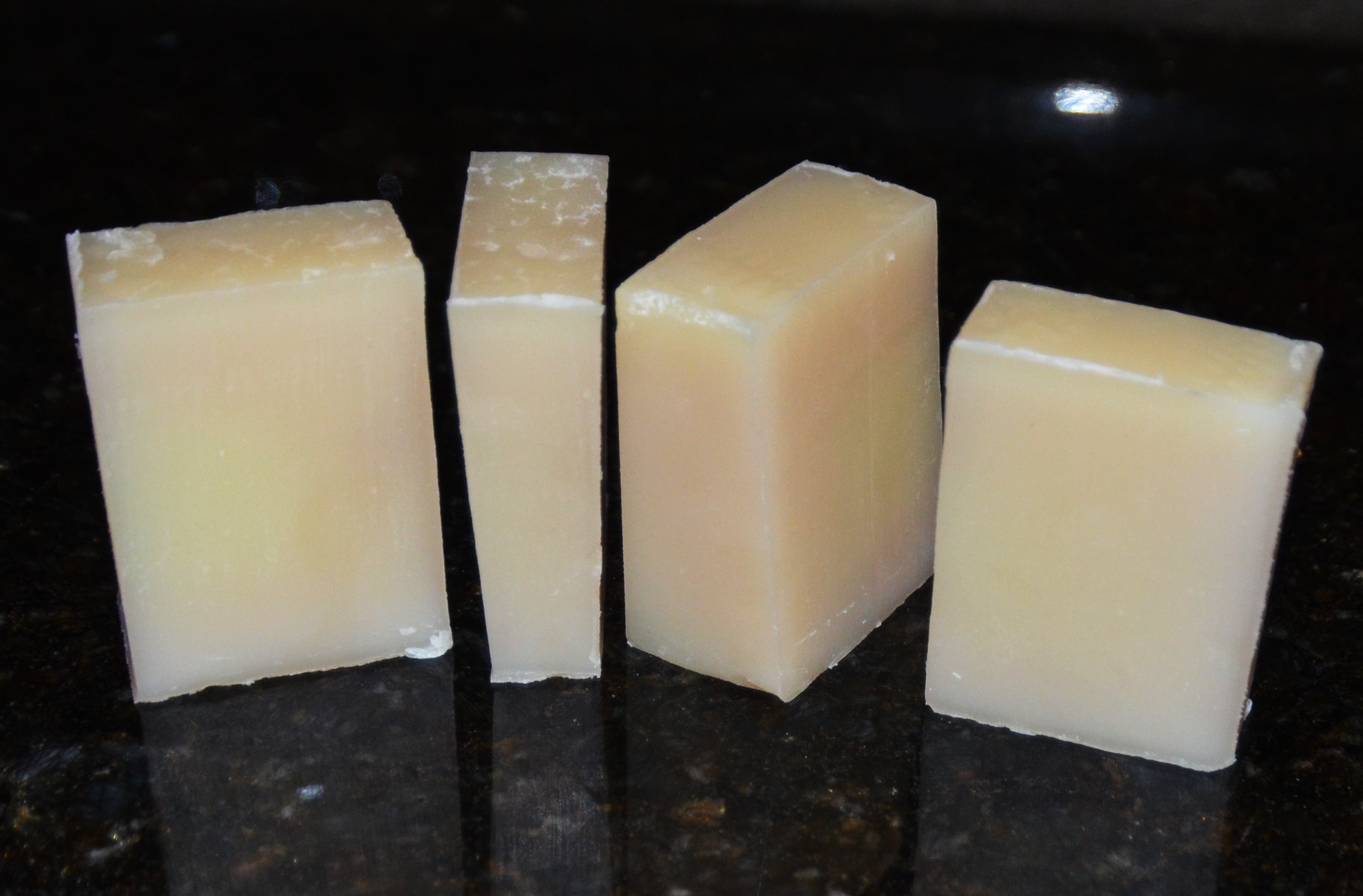 Using the Natural Soap