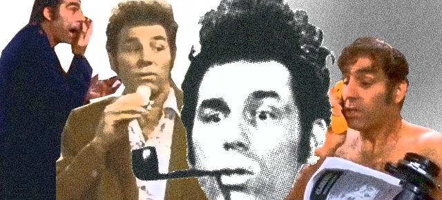 How to Get Healthy Skin – Be Like Kramer?