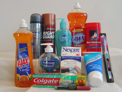 triclosan_Products