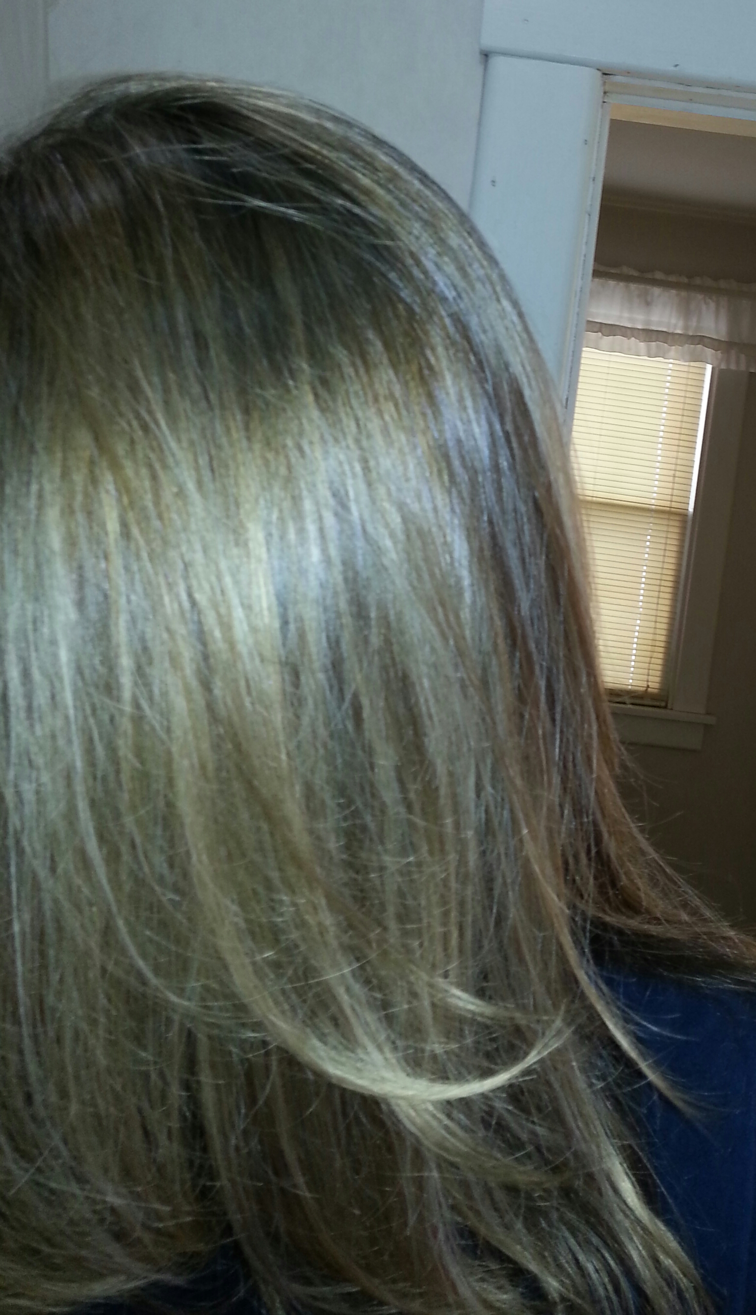 ONE Use and Now Thicker, Softer Hair with Carley's Keratin Conditioner