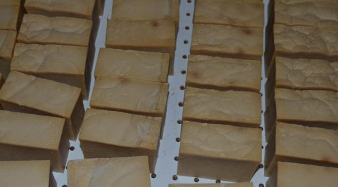New Aleppo Soap– Aged for 2 years