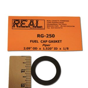 RG-250 with label for silicone rubber valve cover gasket