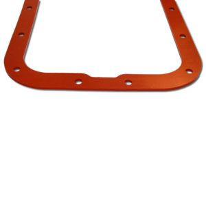 FOP-1 silicone rubber valve cover gasket edge