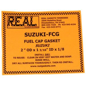 SUZUKI-FCG-2 label for