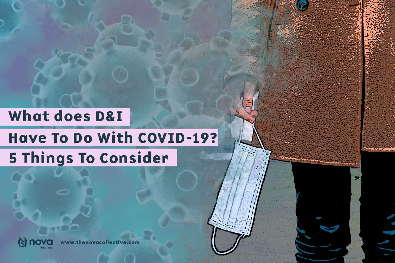 What does D&I have to do with COVID-19?  Five Things to Consider.