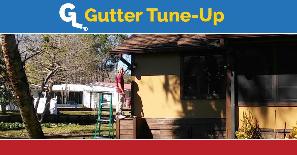 Gutter Tune-up