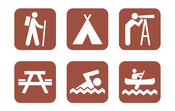 AA Events Camping Icon