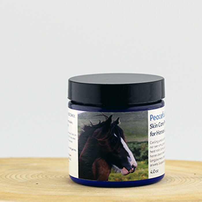 Peaceful Horse Lotion for Horses and People