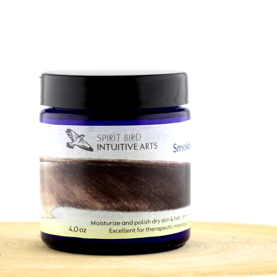Smokeless Smudge Body Butter