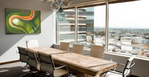 Corporate Creative Workspace