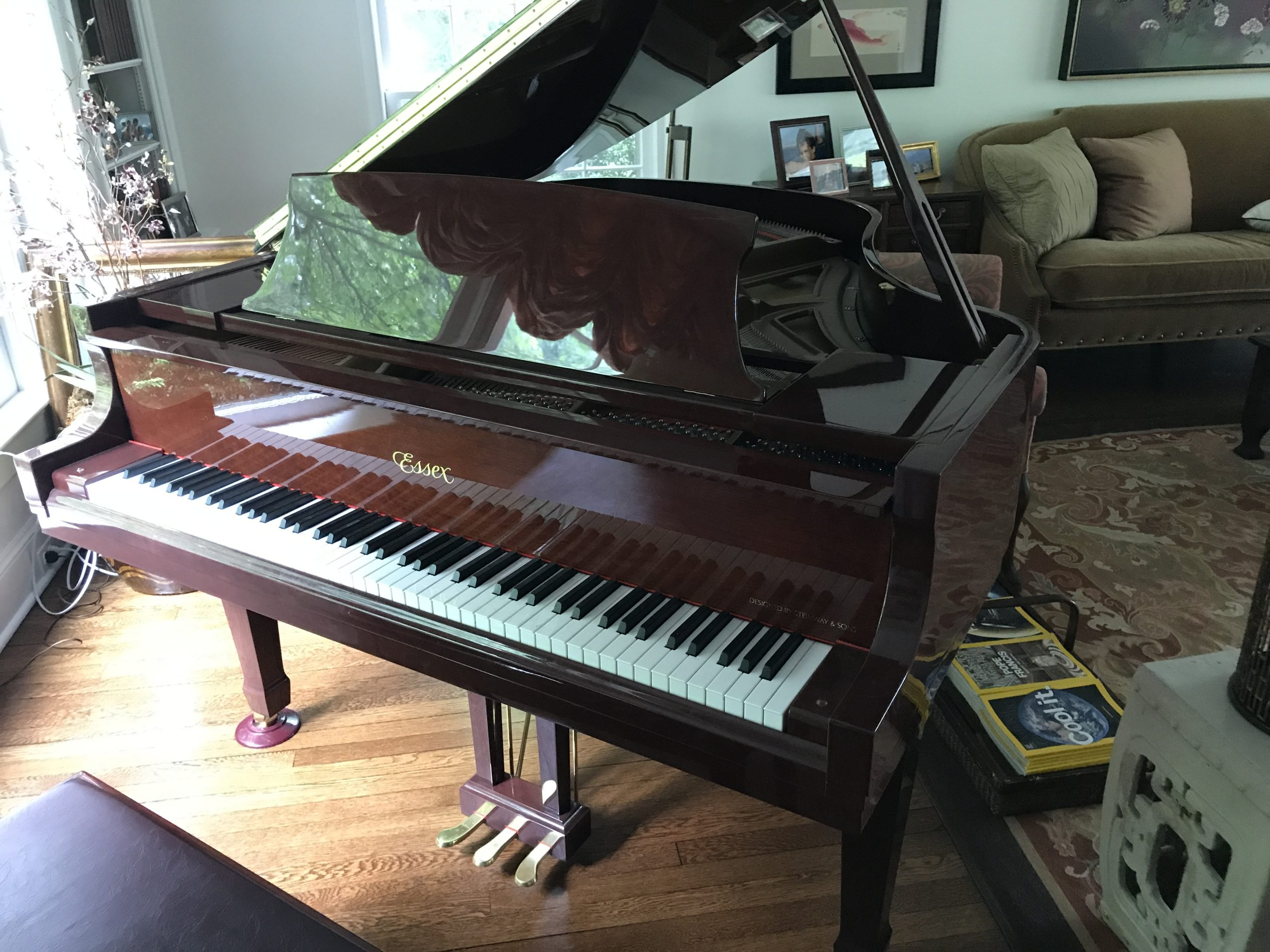 Essex Baby Grand Piano for sale by Owner