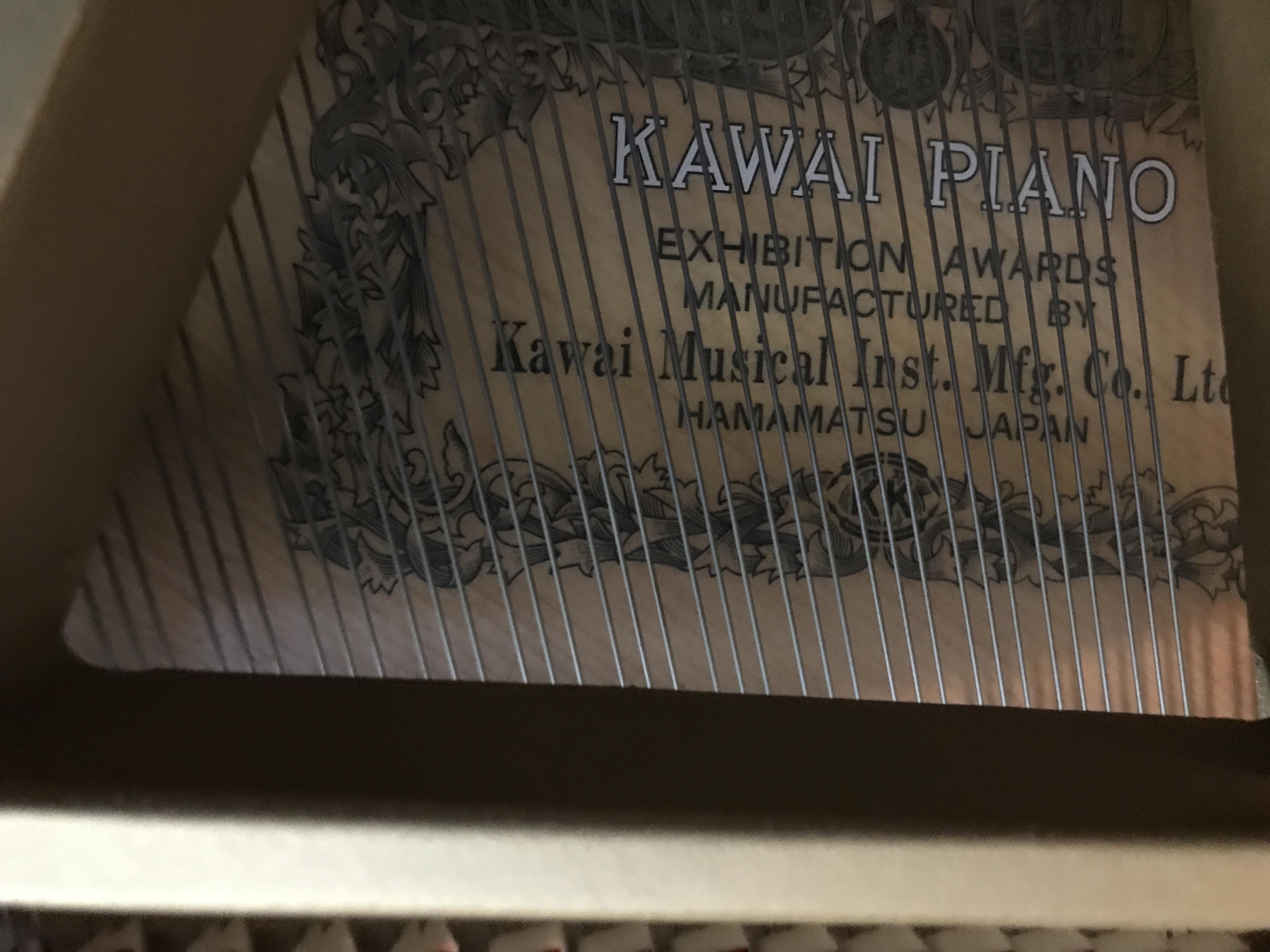 Kawai GM-2 Baby Grand Piano