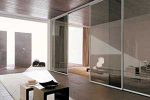 brisk glass sliding doors