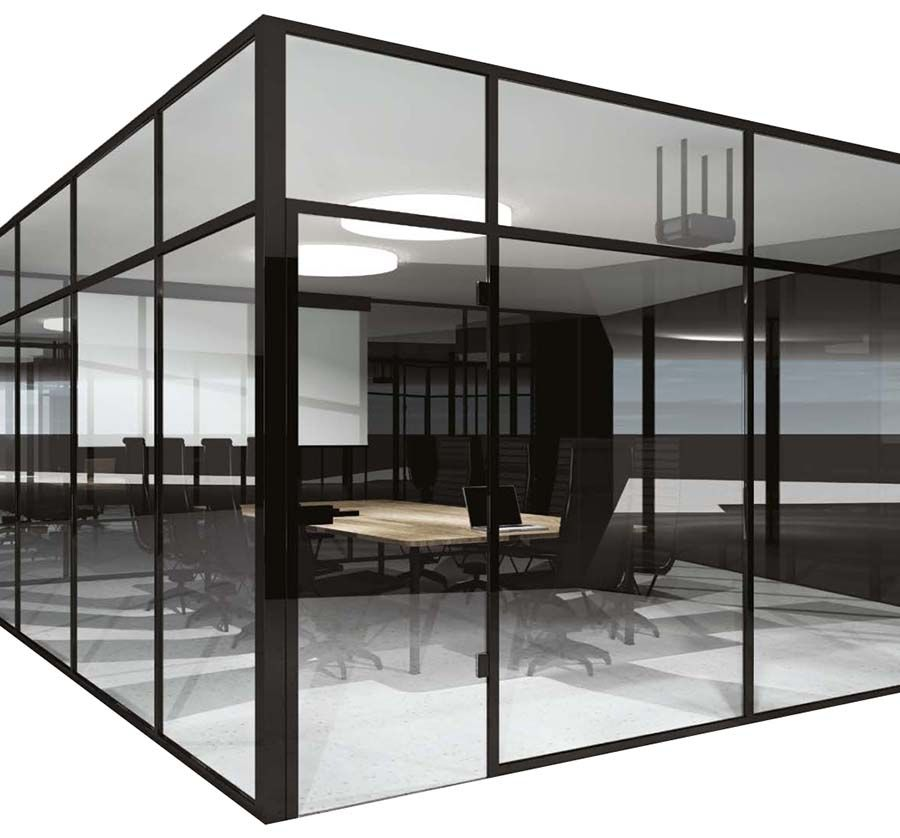 Glass Wall Systems   BA