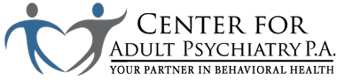 Center For Adult Psychiatry Logo