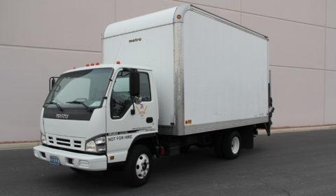 JR Lighting - 1Ton - pre loaded lighting and grip truck