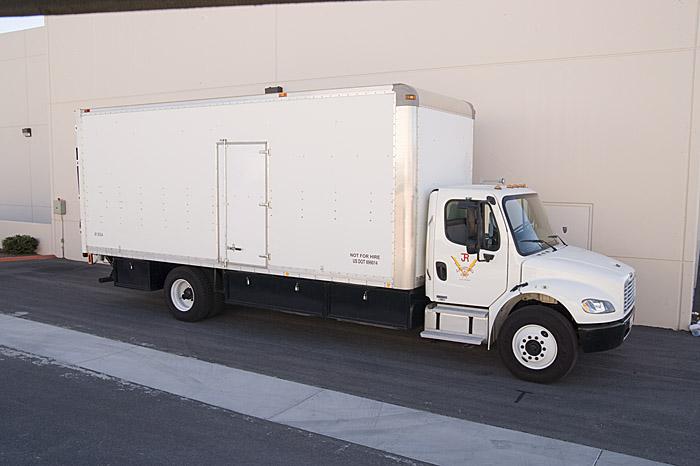 JR Lighting - 5 ton Pre-Loaded Lighting and Grip Truck