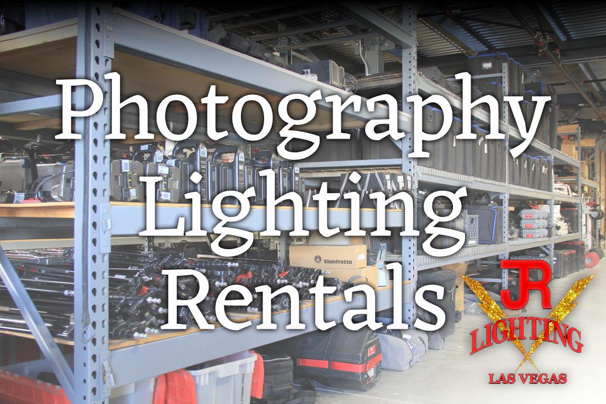 JR Lighting - Photography Lighting Rentals
