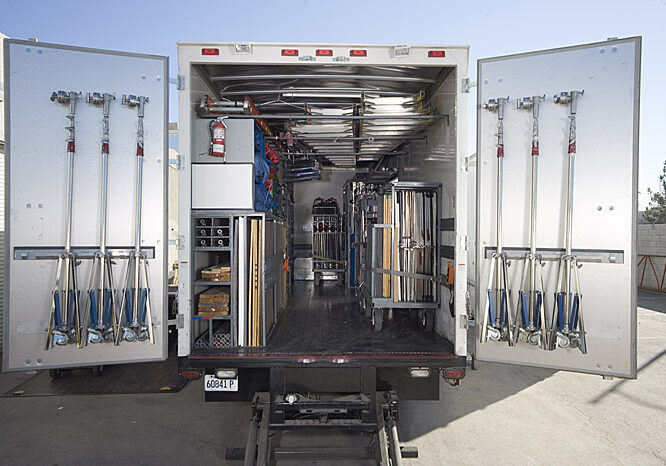 5 Ton Lighting & Grip Truck Package | JR Lighting Las Vegas