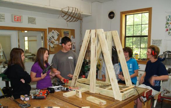Wood Working Class