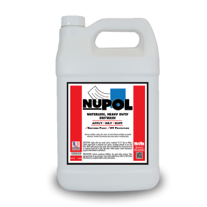NuPol Waterless, Heavy Duty DryWash