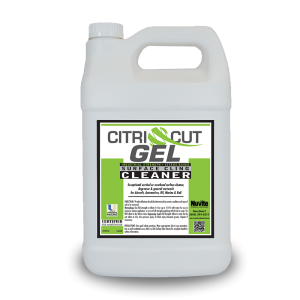 CITRICUT GEL HEAVY DUTY CITRUS BASED WET WASH AND DEGREASER