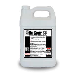 NuGear SC Heavy Duty Engine and Component Cleaner
