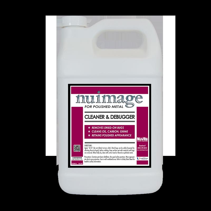 NuImage - Cleaner and Debugger for Polished Metal