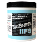 NuShine llF9 - Metal Polish for Heavy Oxidation and Surface Repair
