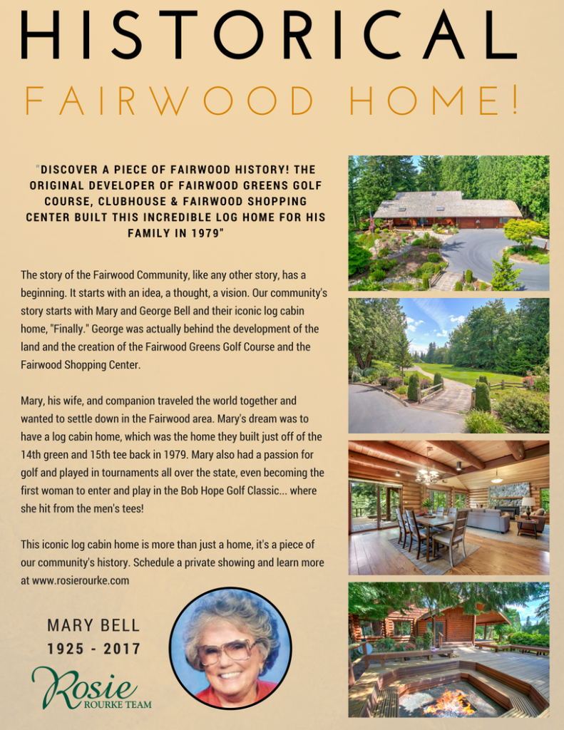 Home for sale in fairwood