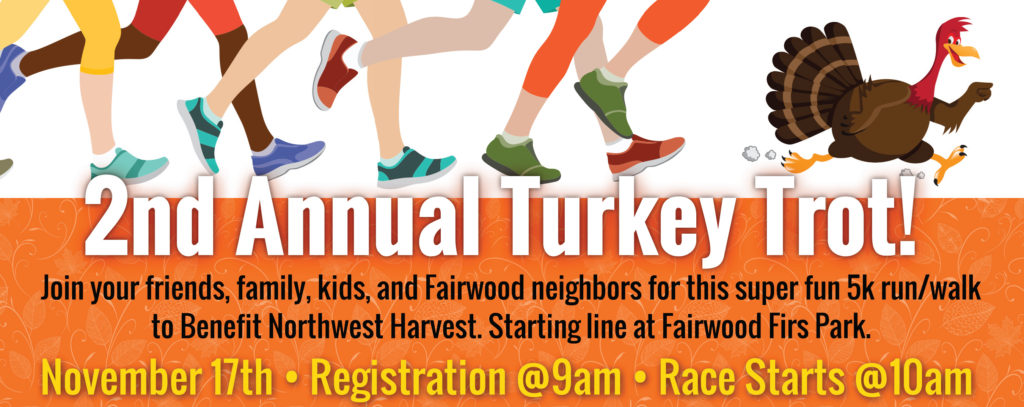 rosie rourke turkey trot fairwood
