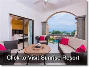 Sunrise Resort, Tamarindo, Costa Rica
