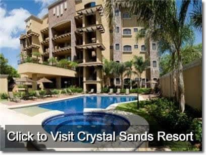 Crystal Sands Resort, Langosta, Costa Rica
