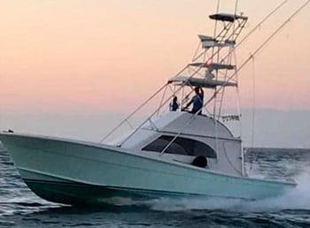 Boat for Fishing Los Sueños