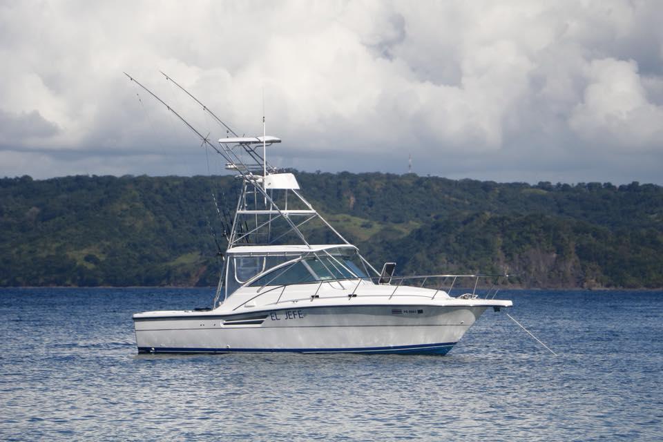 Fishing Boat Papagayo