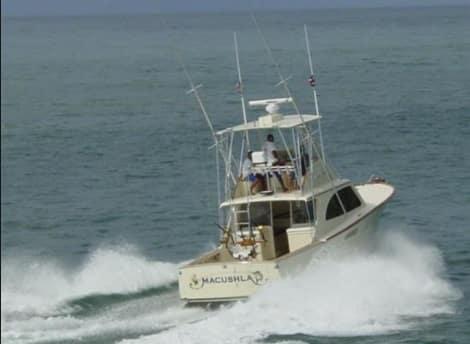 Fishing Boat Los Sueños
