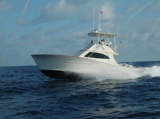 Fisihing Charter Boat Los Sueños