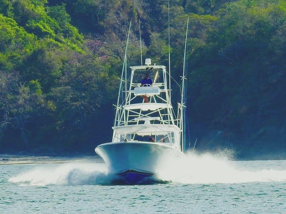Guanacaste Boat
