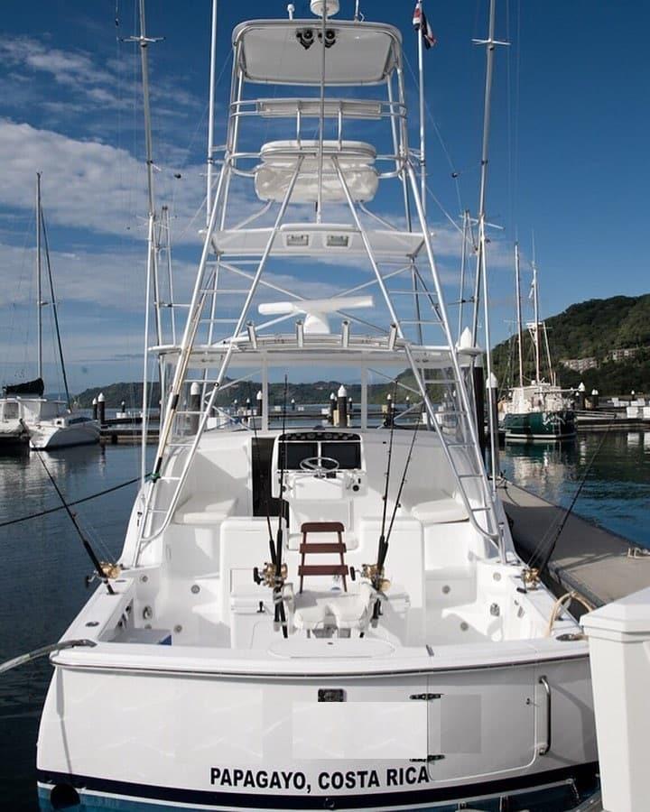 Guanacaste Costa Rica Fishing Charter
