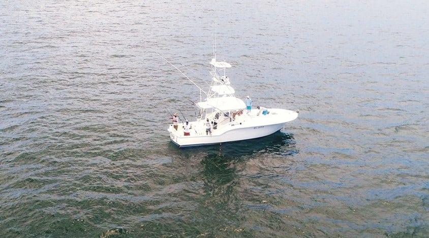 Guanacaste Fishing Boat