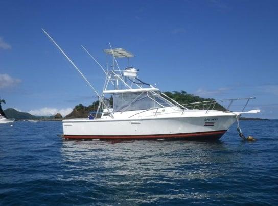 Ocotal Costa Rica Fishing Charter