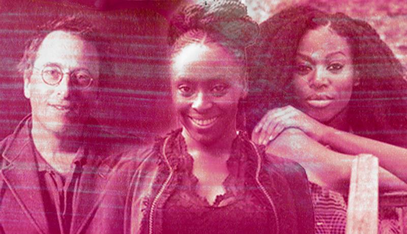 Jon Ronson Chimamanda Ngnozi Adichie Taiye Selasi